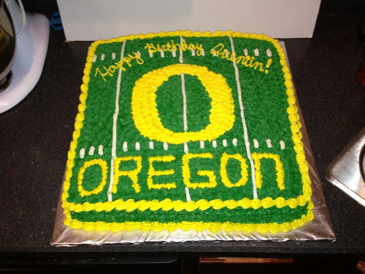 D Oregon Duck Cake