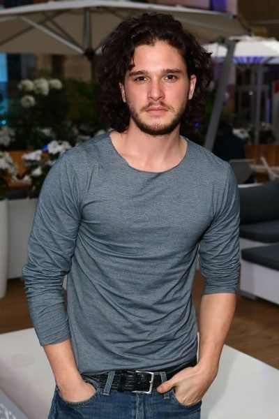 This is Kit Harington.
