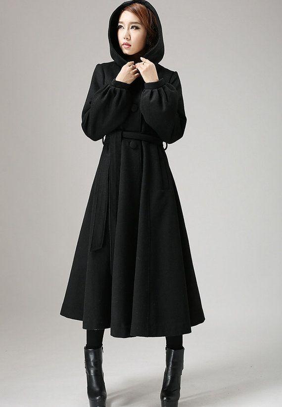 17 Best images about Winter Coat on Pinterest | Coats, Tie belts ...