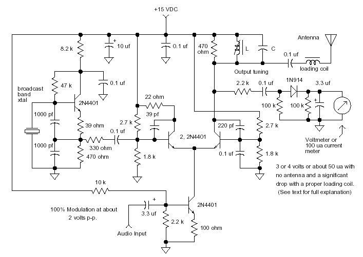 AM/FM Transmitter schematics from simple to hard.. | Free Radio Forum - Pirate Radio Message Board