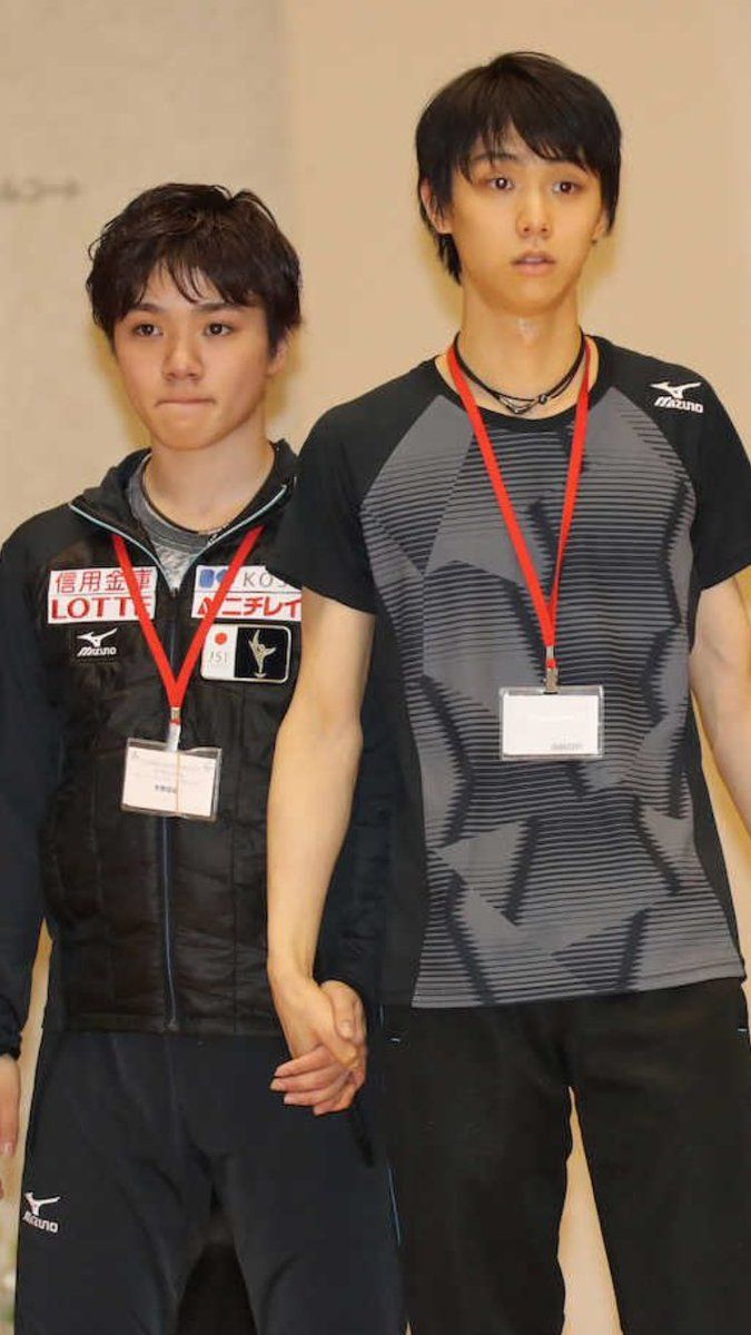 ファンも絶叫?羽生結弦選手と宇野昌磨選手が仲良し兄弟に見える写真を公開 | フィギュアスケートまとめ零 YuzuruHanyu figureskater