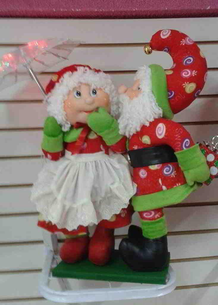 Santa lovers