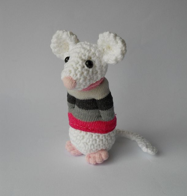 Amigurumi mouse | Flickr - Photo Sharing!
