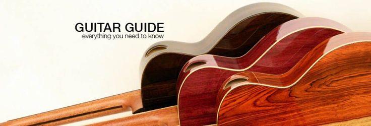 Guitar Online Guide