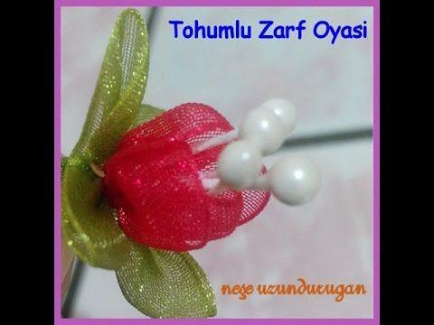 TOHUMLU ZARF OYASI(((JAPON GÜLÜ)))