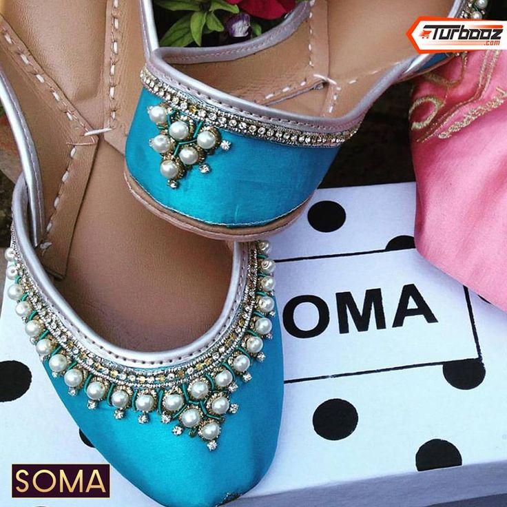 #soma #handpainted #khussa