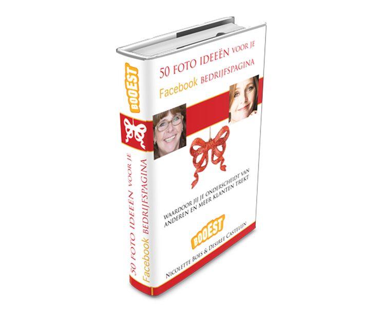 Gratis ebook met Facebook foto tips. https://booest.leadpages.net/download-sneak-preview/?subdomain=booest Breng meer creativiteit in je #Facebook bedrijfspagina. Dit is een fantastisch #ebook gemaakt met 50 ideeën. Je kunt er #gratis 15 downloaden door op de link te klikken. ►►https://booest.leadpages.net/download-sneak-preview/