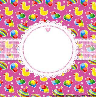 Imagen tarjeta infantil