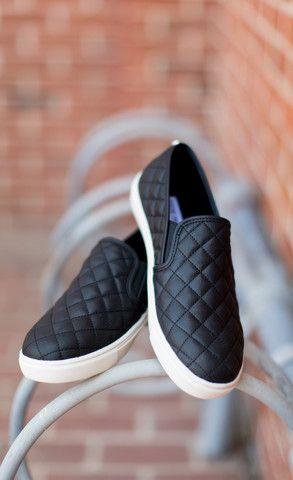 Steve Madden - Shoe - Steve Madden Ecentrcq Sneaker - Cheeky Peach Boutique - 1
