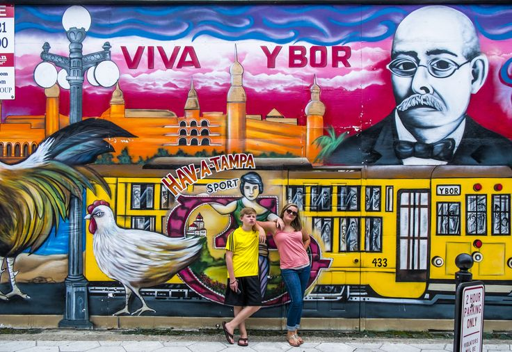 232 best images about tampa bay 39 s best on pinterest for City of tampa mural