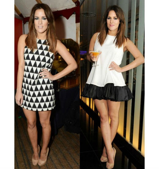 how to get hair like caroline flack