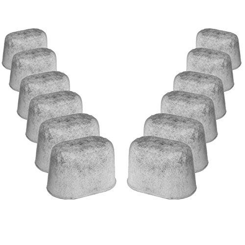 Charcoal Water Filters Replacements Fits Keurig 2.0 Models by Possiave, Pack of 12 - http://teacoffeestore.com/charcoal-water-filters-replacements-fits-keurig-2-0-models-by-possiave-pack-of-12/