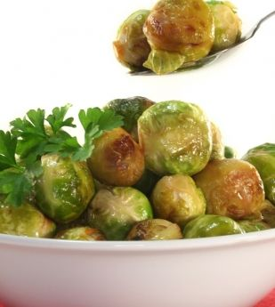 Recipes - I Love Cooking, How to cook South African recipes.      Buttery Brussel Sprouts Sauté