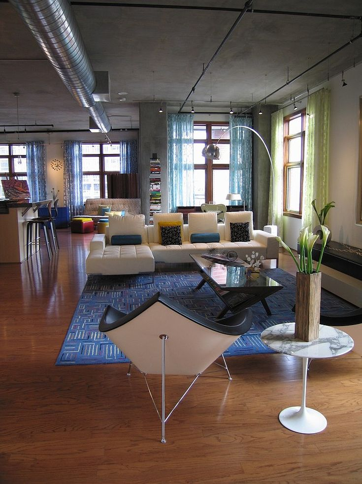 I Spy Furniture By Eames, Saarinen, Cherner, Nelsen, Castiglioni And More In