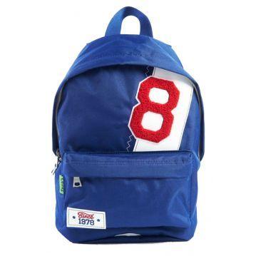 Petit sac à dos bleu Tann's ! http://www.squaredesaccessoires.com/cartable-tann-s/7804-petit-sac-a-dos-tann-s-bleu-collector-voiles-3662498011912.html