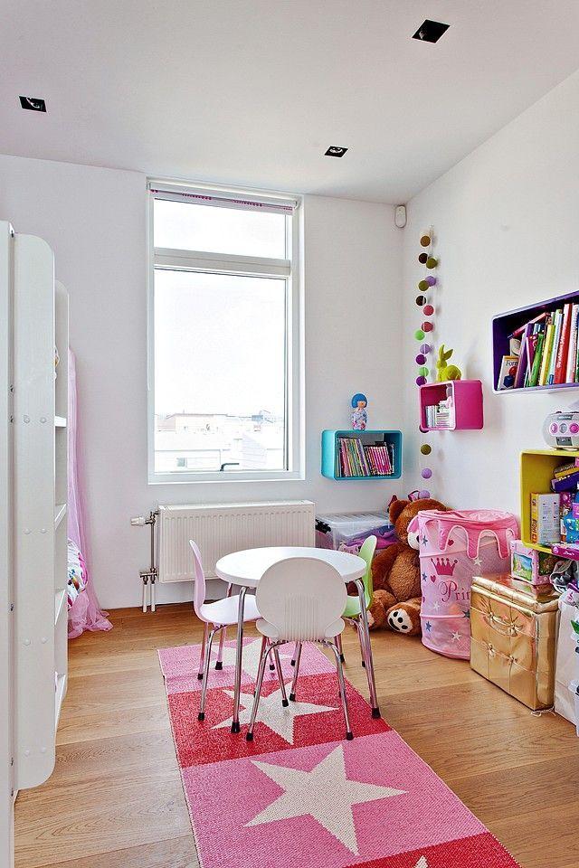 ... Meisjeskamer op Pinterest - Voor kinderen, Kinderkamer en Kamers voor
