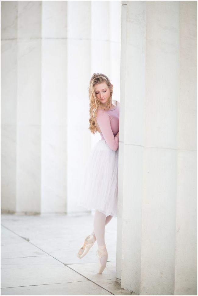 Washington DC ballerina session- Abby Grace Photography