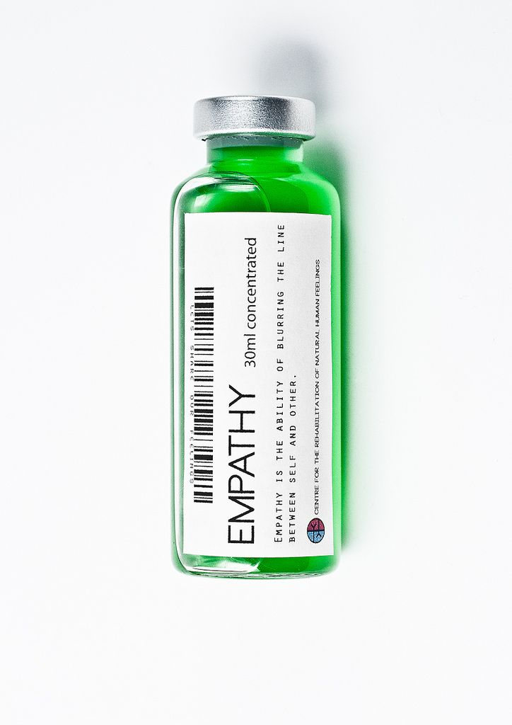 : Concentration Empathy, Green, 30Ml Empathy, People