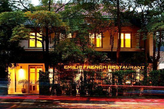 Emilie French Restaurant, jl. Senopati 39, Jakarta