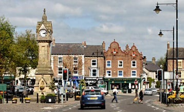 Thirsk Market Place