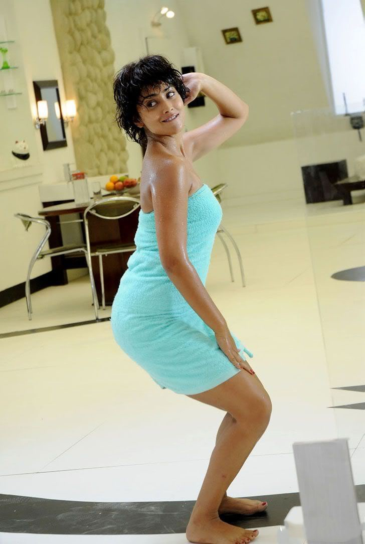 Shriya Saran sexy and different look - Spice Images
