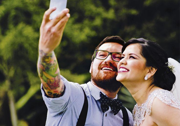 Katherin Jaimes Corzo y Pablo Vargas Martínez se casaron en ceremonia cristiana…