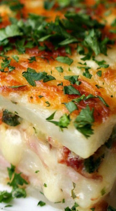 Potato Lasagna