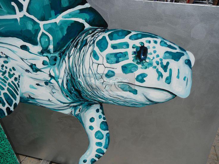 Art in Saint-Tropez, France