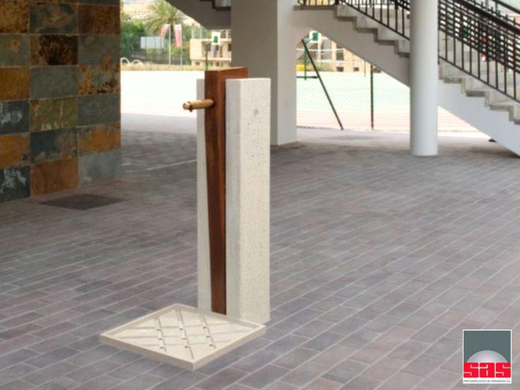 SIMBIO Trinkbrunnen by SAS ITALIA - Aldo Larcher Design Albert Puig