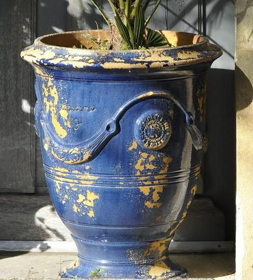 442 Best French Anduze Pots Images On Pinterest