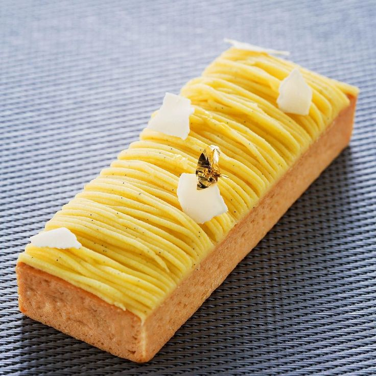 Ready to discover our new Lemon Tart More