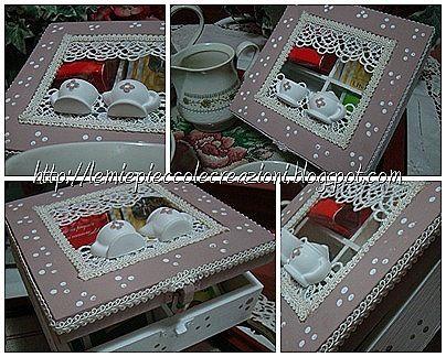 scatola porta-the
