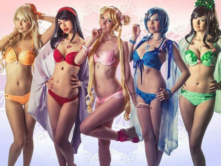 sailor scouts Cosplay