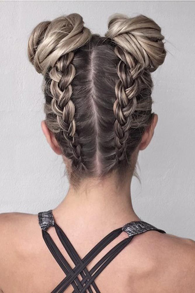 70 Cute And Creative Dutch Braid Ideas With Images Medium Hair