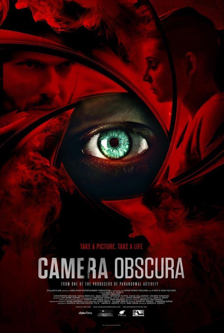 Camera Obscura 2017 Film #CameraObscura, #Film, #Fragman, #Gerilim, #Korku, #Sinema https://www.hatici.com/camera-obscura-2017-film  Chiller Films | Yayın Tarihi: Haziran 9, 2017 Camera Obscura 2017 Film; PTSD'li yani posttravmatik stres bozukluğu olan tecrübeli bir savaş fotoğrafçısı (Christopher Denham), geliştirdiği fotoğraflarında ölümleri... - hatici
