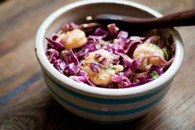 chipotle shrimp coleslaw