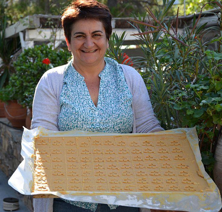 Katerina's olive oil soap