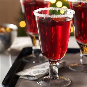 Cranberry Pomegranate Margaritas Recipe