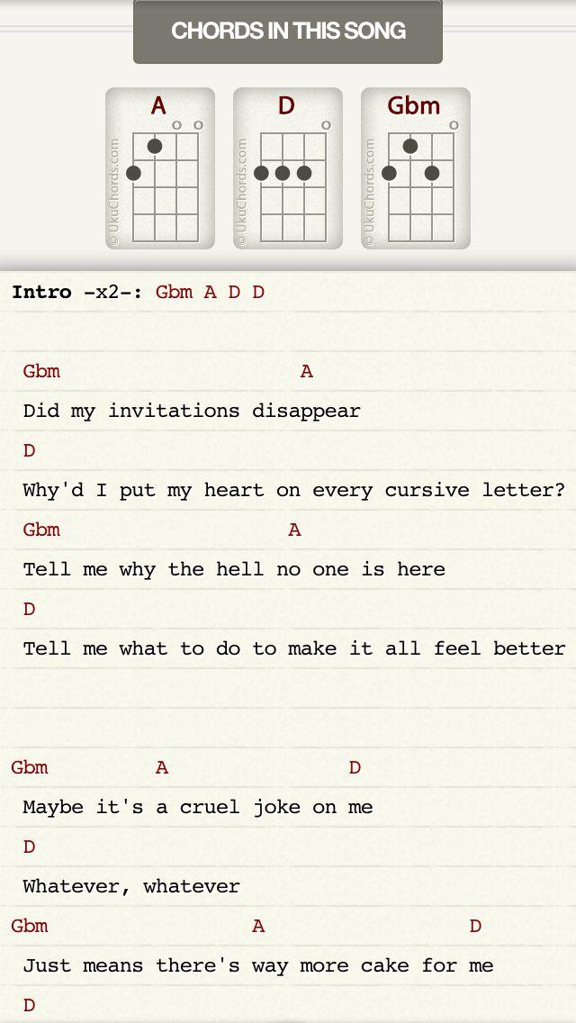 Instructions And Sheet Music For Ukulele