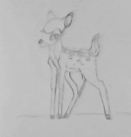 Faline from Bambi