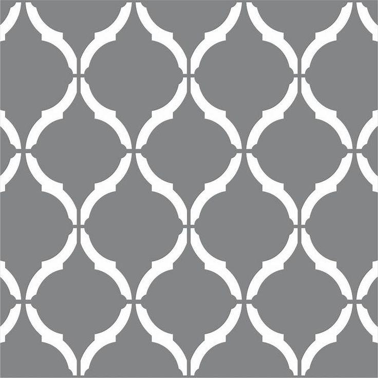 Image result for Printable Moroccan Stencils