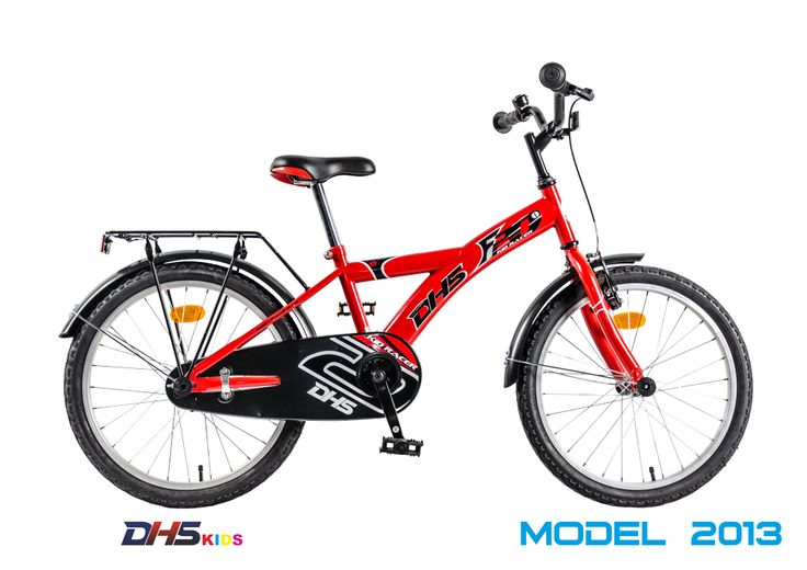 Kids Bike from DHS on toytoy.to