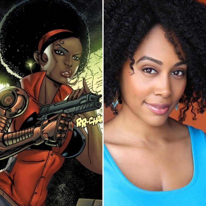 simone missick | Simone Missick is Misty Knight