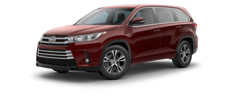 The Toyota Highlander...not the most sexy of SUVs but a great family SUV...everything you expect from the Toyota Sienna, just in SUV form.     Official 2017 Toyota Highlander site. Find a new mid-size SUV at a Toyota dealership near you, or build & price your own Highlander online