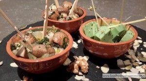 Gemarineerde champignons 14 november 2014 - 08:11 Recepten, Vegetarisch
