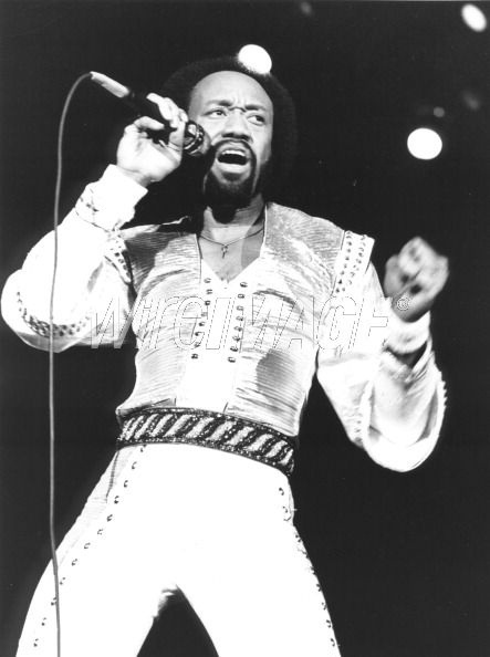 """Maurice White of Earth Wind & Fire - he sings the HELL out of his songs... I LOVE """"Love's Holiday""""..."""