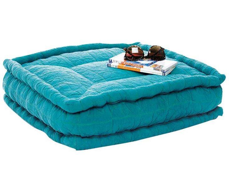 Las 25 mejores ideas sobre cojines grandes en pinterest - Cojines grandes cama ...