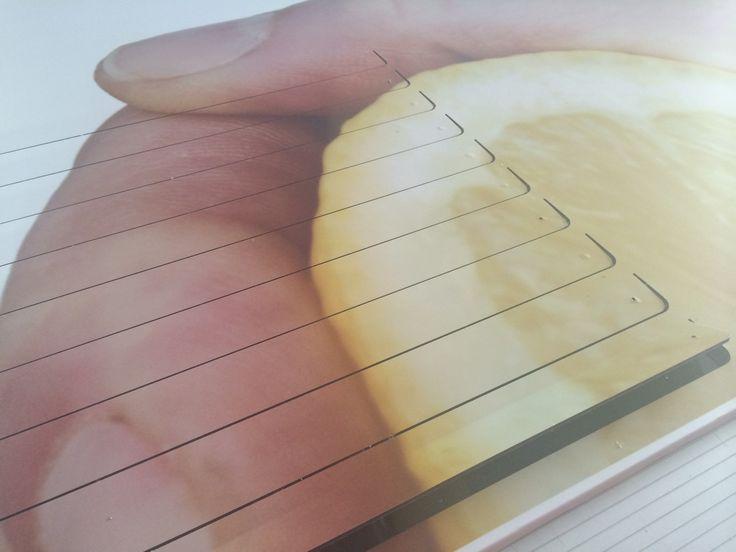 Impressão Digital e Maquinação CNC de Grelhas em Compósito de Alumínio.