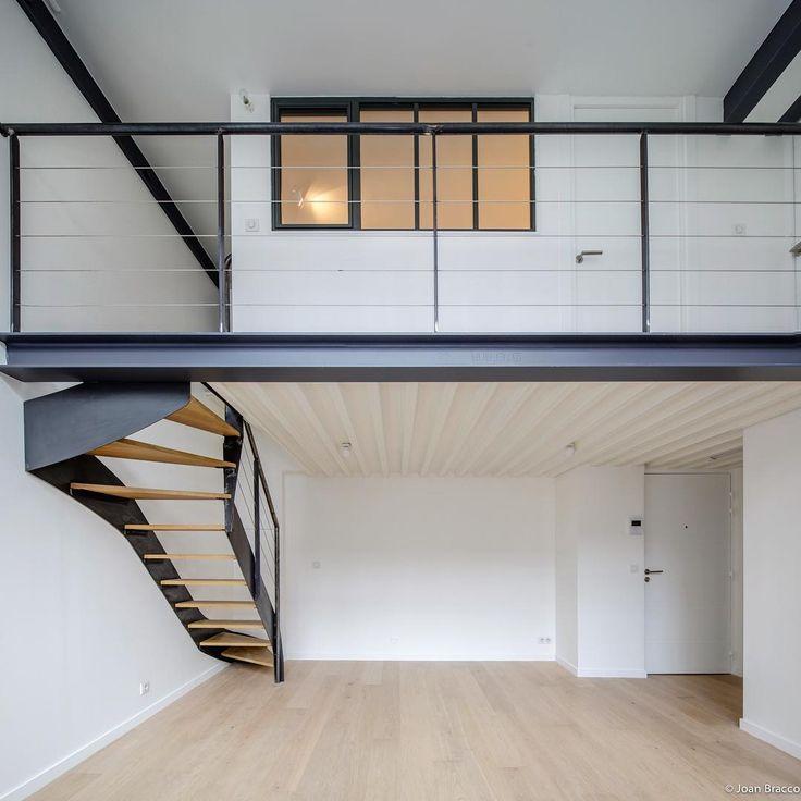 Les 7661 meilleures images du tableau escalier int rieur - Interieur design maison de ville flegel ...