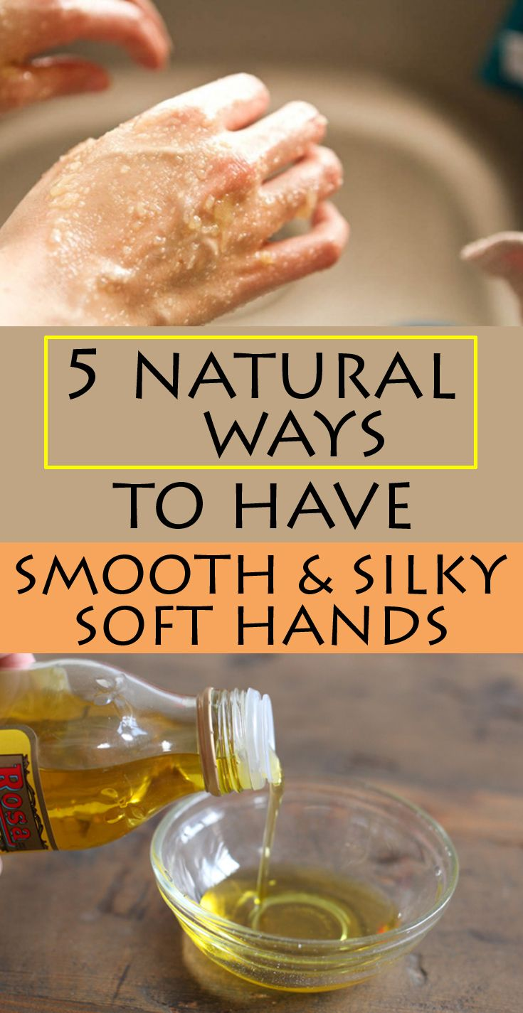 5 Natural Ways to have Smooth and Silky Soft Hands - BeautyHealther.org